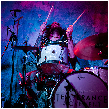 The Temperance Movement. Damon Wilson