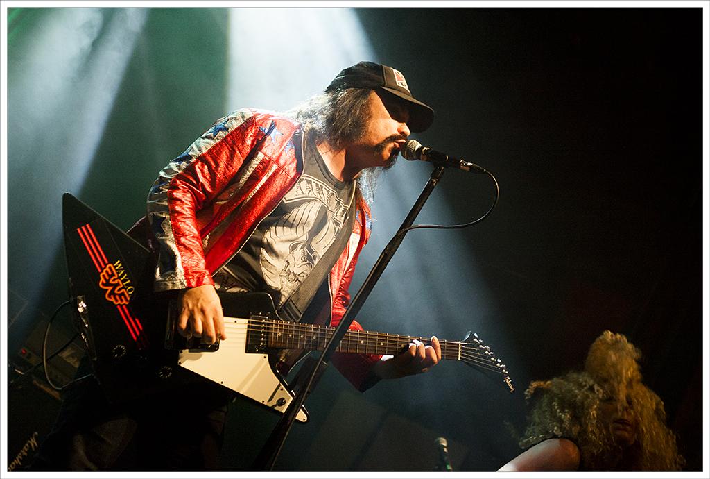 Nashville Pussy. Blaine Cartwright